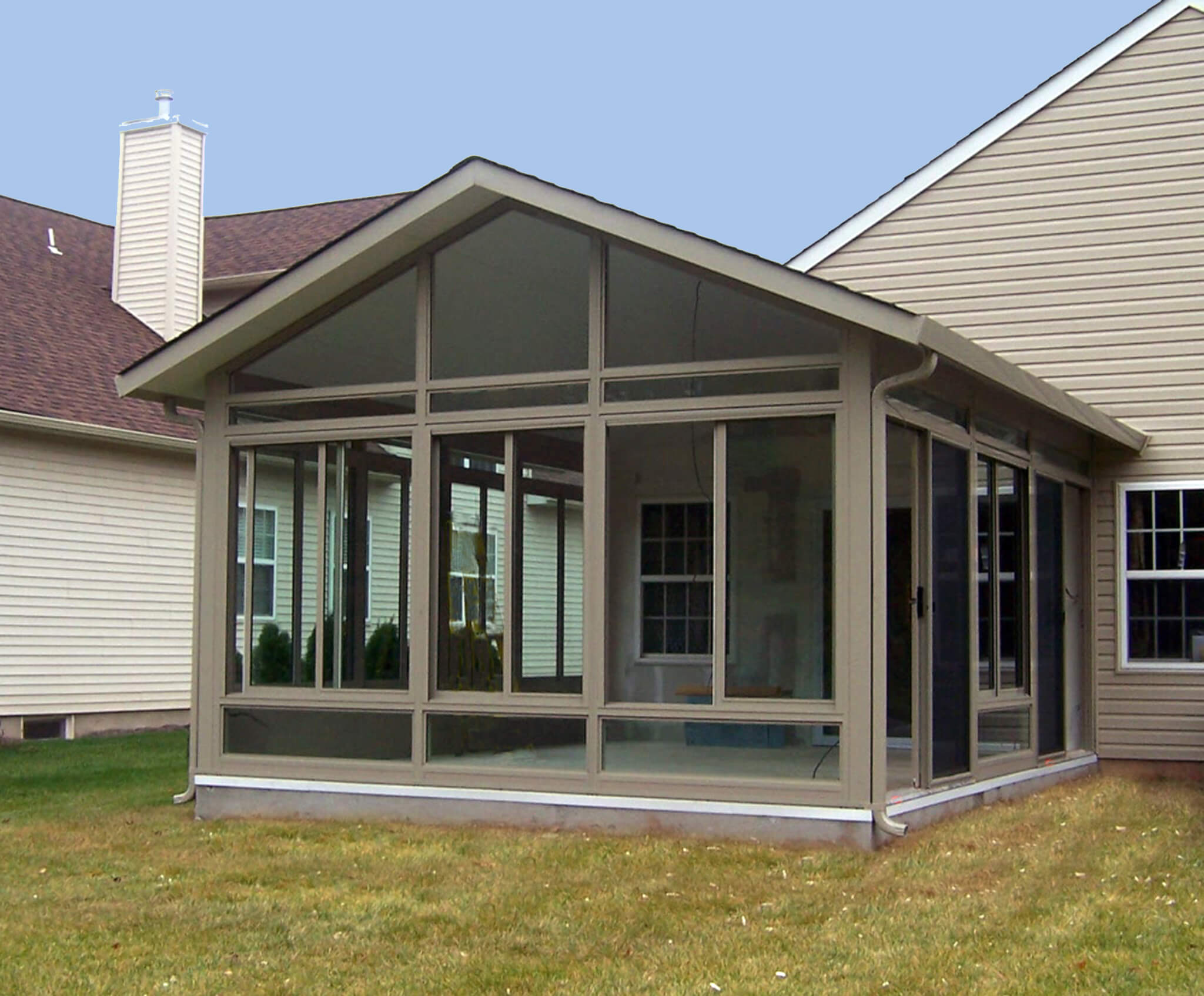 Patio Covers By Roofing Renovations In Nashville Franklin