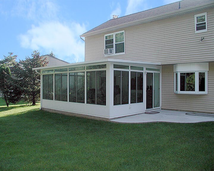 A patio cover can add size and usable space to your Nashville home.