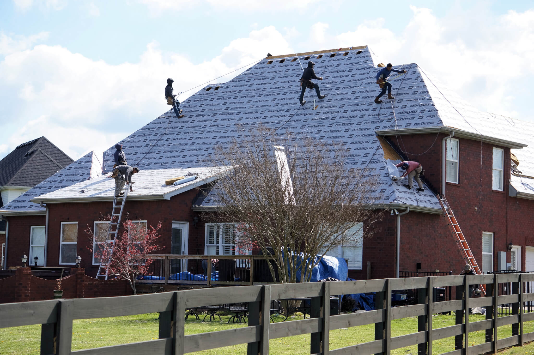 Roofing Replacements