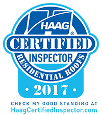 Haag Certified Inspector Roofing Renovations TN