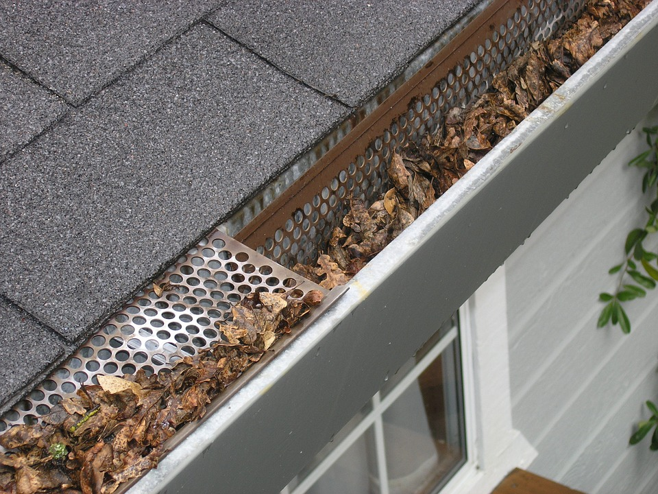 Gutters With Leaves For Murfreesboro Roofing Company Roofing Renovations